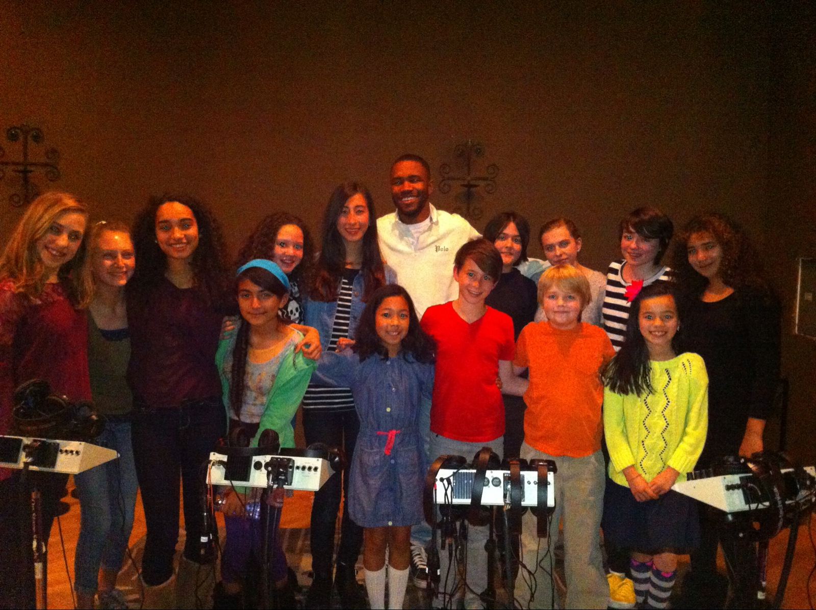 West Los Angeles Children's Choir - Frank Ocean Kids