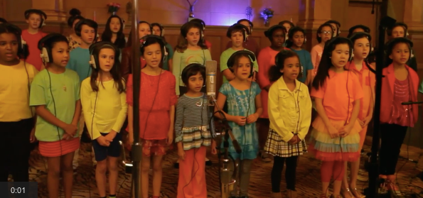 West Los Angeles Children's Choir - IF CHILDREN RULED THE WORLD
