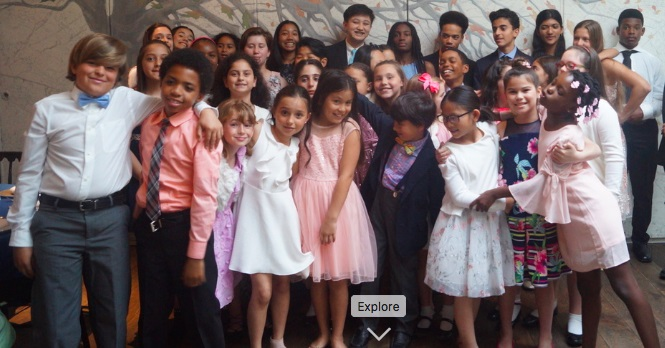 WLA Children's Choir INTRODUCES NEW XMAS SONG