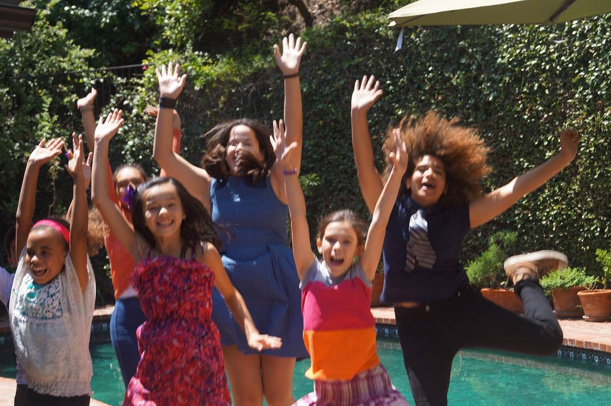 West Los Angeles Children's Choir School's Out YEAH
