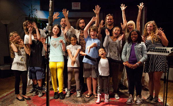 Los Angeles Children's Choir with Youngblood Hawke
